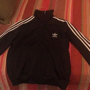 Women's Adidas track jacket.